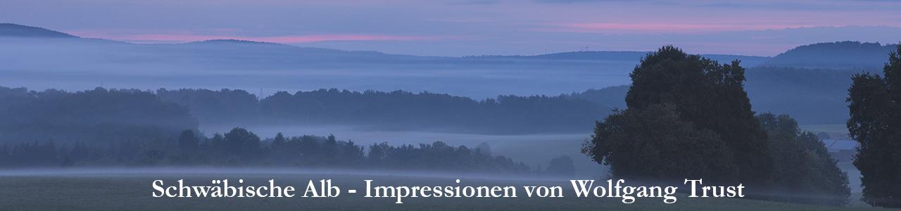 Wolfgang Trust's Alb-Sichten